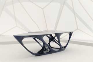 Zaha Hadid - Mesa Table (Foto: Barbara Sorg)