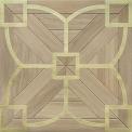 Parketové desky z vysoce kvalitního tvrdého dřeva se opracovávají ručně, často se navrhují a vyrábějí na zakázku. Vybrali jsme dubovou podlahu Minoa od společnosti Bonum Wood. Laserem řezané vložky z 2mm silného plechu z mosazi dokonale splynou s povrchem podlahy a dodají jí lesk, jedinečnost a noblesu. Více na www.bonumwood.com