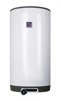 Nová verze kombinovaných akumulačních ohřívačů vody (bojlerů) modelů OKCE aOKC 125 socelovou nádobou apevně vestavěným výměníkem (DZD Dražice)