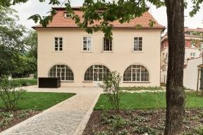 Museum Kampa - Werichova vila (Foto: Michal Fanta)