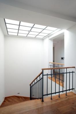 Fotografie k článku s názvem Dům nad řekou o rekonstrukci krásné prvorepublikové vily nedaleko Prahy z časopisu MŮJ DŮM 08/2017