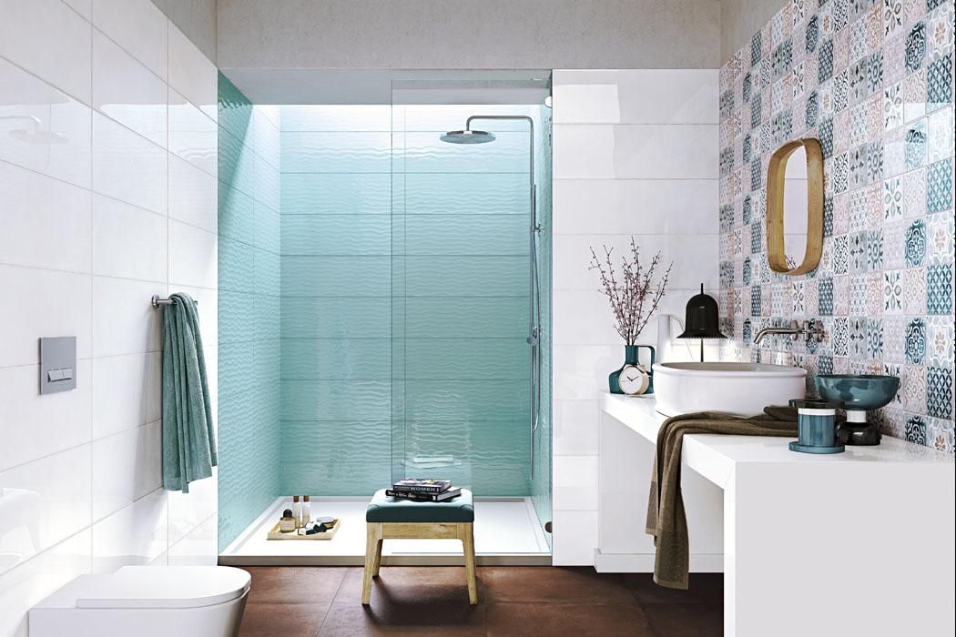 3 řešení pro koupelnu: Příroda - romantika - extravagance