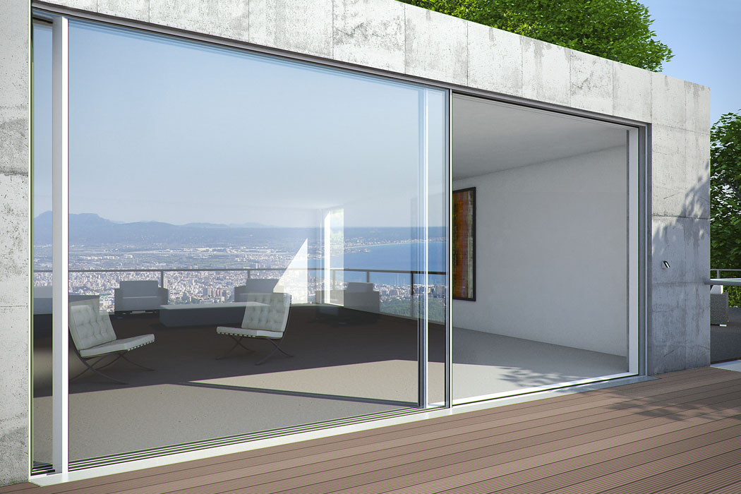 Okna, dveře, garážová vrata: Krásné výplně stavebních otvorů