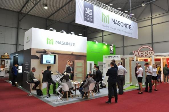 MASONITE, největší český výrobce dveří s tradicí již od roku 1960, představil na stavebním veletrhu FOR ARCH interiérové dveře se zvýšenými užitnými vlastnostmi.