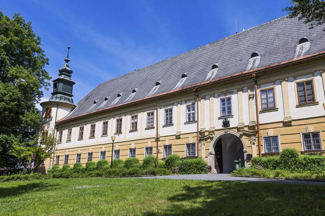 Proměny na zámku Bludov