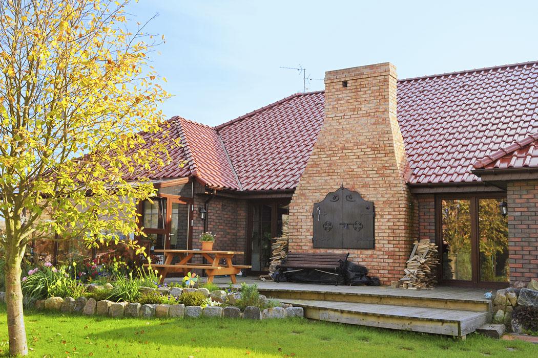 Střechy: Jakou barvu má Česko z ptačí perspektivy?
