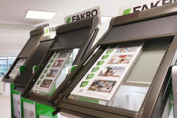 Chcete si prohlédnout výrobky FAKRO? Tato společnost pro vás otevřela novou vzorkovnu na adrese Limuzská 8, 108 00 Praha.