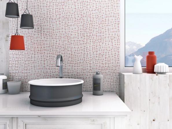 Mozaika ze série Hydraulic, 31,5 x 31,5cm, Vidrepur, www.keramikasoukup.cz