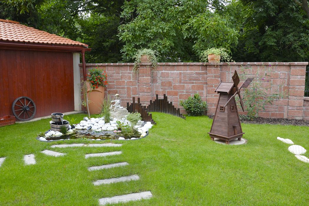 Stavební prvky pro krásnou zahradu