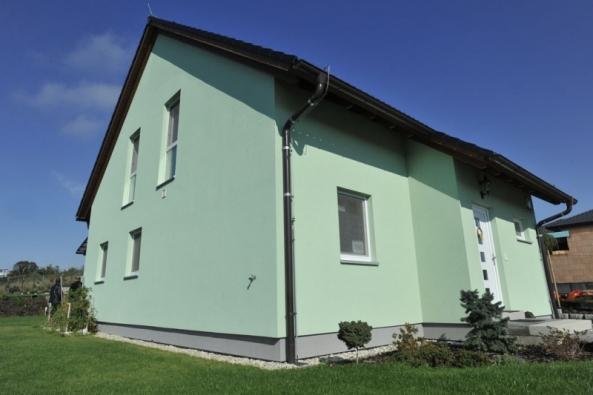 Patrový dům Haas Fertigbau Harmony 4 Garden