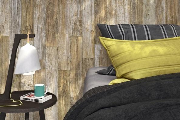 Mrazuvzdorná slinutá dlažba Fineza Timber Design, dokonalá imitace zestařeného dřeva, www.siko.cz