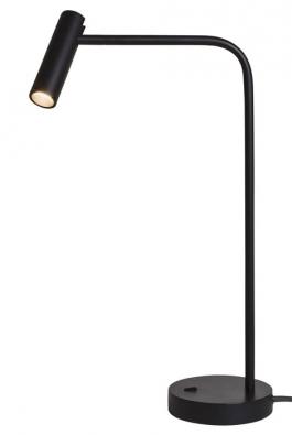 Pracovní stolní lampa Enna Desk značky Astro sLED světelným zdrojem, 3 W, integrovaný vypínač, cena 7047Kč,  www.aulix.cz