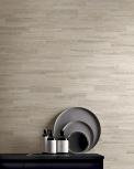 10. Poznali jste travertin? Nezaměnitelná harmonie jemných barev, žilek a dutin učinila z travertinu jeden z nejpoužívanějších druhů přírodního kamene v architektuře. Kolekce obkladů Tipos Travertine Rigato (výrobce Ceramica Sant´ Agostino) si vypůjčila jeho vzhled a napodobuje jej k nepoznání. Jde však o keramiku s výhodou jednoduššího opracování, menší hmotnosti, větší odolnosti a nižší ceny. Vyrábí se ve formátech 30 x 60cm a 60 x 120cm. Více na www.ceramicasantagostino.it