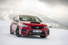 Kolegové z partnerského časopisu Automobil otestovali nové Subaru WRX STI modelového roku 2018. Subaru u této legendy přepracovalo i její pověstný pohon všech kol.