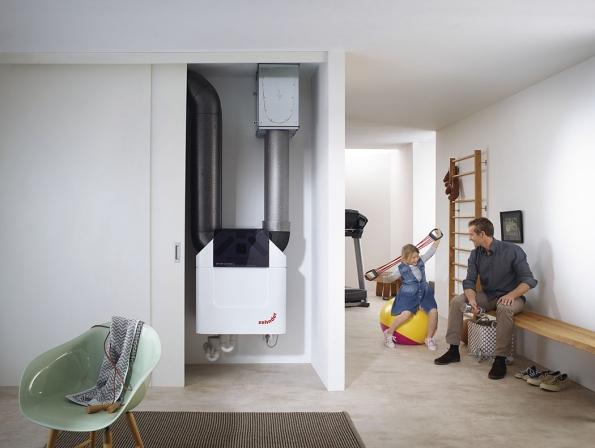 Jedině volbou kvalitních větracích jednotek avysoce hygienických rozvodů vzduchu získáte vesvém domě (nebo bytě) to, co odsystému větrání srekuperací tepla očekáváte = stále čerstvý zdravý vzduch (ZEHNDER)
