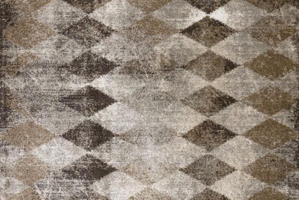 10. Kusové koberce Mondo, 100% polypropylen frizé, výška vlasu 10 mm, ve 3 rozměrech od 120 x 170 cm, www.breno.cz
