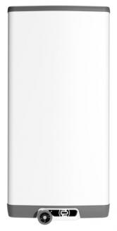 Společnost Družstevní závody Dražice, člen skupiny NIBE, právě zahájila výrobu elektrického plochého ohřívače vody OKHE ONE (na obrázku), který je vhodný do malých a úzkých prostor a slouží tak jako adekvátní náhrada plynového ohřívače vody. Spolu s ním uvedla na trh tepelné čerpadlo systému vzduch-voda NIBE F2040-6, které charakterizuje vysoká účinnost, jednoduchá instalace a energetická třída A+++.