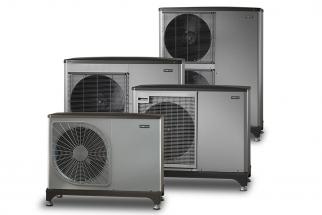 Řada tepelných čerpadel NIBE F2040