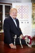 Cyril Svozil, generální ředitel společnosti Fenix Group, výrobce elektrických topných systémů