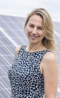 Veronika Hamáčková, ředitelka Solární asociace