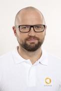 Jaroslav Šuvarský, jednatel společnosti S-POWER specializující se nainstalace domácích fotovoltaických elektráren