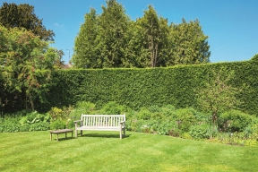 Hustý a zelený travní koberec svědčí každé zahradě. Zdravá stébla trávy jsou hezká na pohled, ale také pohodlná pro chůzi, sezení nebo ležení. Březen a duben jsou nejvhodnější měsíce pro založení nového trávníku. Nechte se inspirovat praktickými tipy odborníků z Hornbachu týkajících se výběru, zasetí a udržování trávníku.