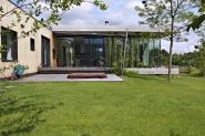 Hlasování odborné poroty - domy nad 150 m2: 2. místo získal dům, který navrhli Ing. arch. Adéla Středová, Ing. arch. Erich Hocke (soutěžní kód N11)