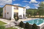 Dům Ideal City, dodavatel Canaba, a. s., soutěžní kód K070