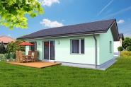 Dům Žofie 5.03 Klasik, projekt Architektonická kancelář Křivka s.r.o., soutěžní kód K114
