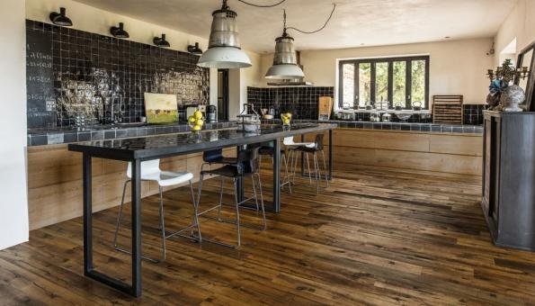 Dřevěná podlaha KÄHRS, Kolekce Da Capo, dekor Dub Sparuto, prodává KPP