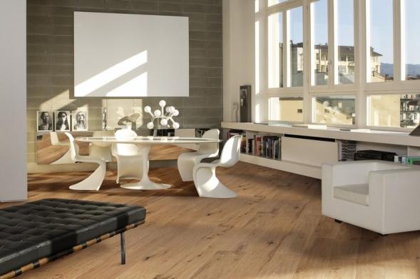 Dřevěná podlaha KÄHRS, kolekce Grande, dekor Dub Casa, prodává KPP