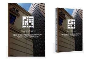 """V nakladatelství Barrister & Principal vyšel dlouho očekávaný český překlad knihy s názvem Sjednocená teorie architektury: Forma, jazyk, komplexita. Napsal ji americký matematik a teoretik architektury Nikos A. Salingaros, označovaný jako """"Vitruvius 21. století."""" Kniha nabízí zcela originální a takzvaně znovuobjevený přístup k architektuře, který ukazuje klasické principy stavitelství v rámci moderního adaptivního a udržitelného navrhování budov."""