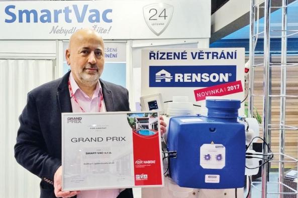 Lubomír Čermák, jednatel společnosti SMART-VAC