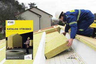 ISOVER vydal nový Katalog výrobků, který pomůže při výběru vhodného izolačního materiálu pro každou stavbu. Publikace je přehledně barevně rozdělena podle jednotlivých stavebních aplikací.