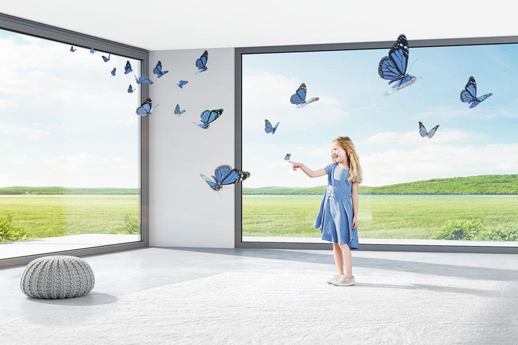 Řízené větrání: Svěží vzduch interiérům