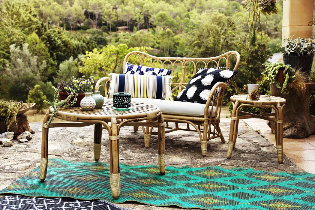 10x zahradní nábytek