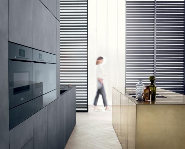 Spotřebiče Miele nejnovější designové linie ArtLine byly stvořeny proto, abyste si mohli splnit své sny o vizuální a funkční dokonalosti své kuchyně. Na první pohled zaujmou puristickým designem, který přináší nový pohled na estetiku přístrojů bez veškerých rušivých momentů, včetně rukojetí.
