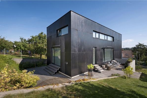Dům, který chce vzlétnout - MŮJ DŮM 05/2018