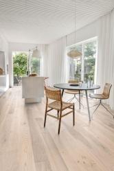 Dřevěná podlaha Kährs, kolekce Lux, dekor Dub Sky (Zdroj: KPP)