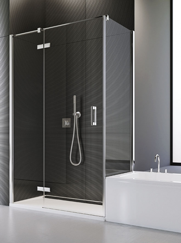 Bezrámové sprchové zástěny PUR pro individuální řešení koupelny se přizpůsobí jakémukoliv prostoru. Vnabídce jsou standardní izvláštní řešení včetně výřezů, zkosení, zkrácení bočních stěn atd. Maximální výška je 2300mm. Dodává Sanswiss, specialista naatypická řešení. Více nawww.sanswiss.cz