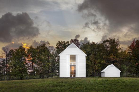 2017 AIA Housing Awards: Farmářský dům v Pensylvánii, autoři: Cutler Anderson Architects (Foto: David Sundberg)