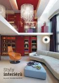 Kniha s názvem Styly interiérů plná atraktivních fotografií podrobně představuje 17 interiérových stylů, které přehledně rozděluje do čtyř skupin: moderní, venkovské, romantické a avantgardní. Samostatně je představen eklektický styl, který ostatní styly svobodně míchá. Nechybí typologie lidí, kterým daný styl vyhovuje.