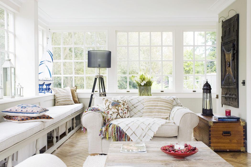 Interiér: Cottage styl