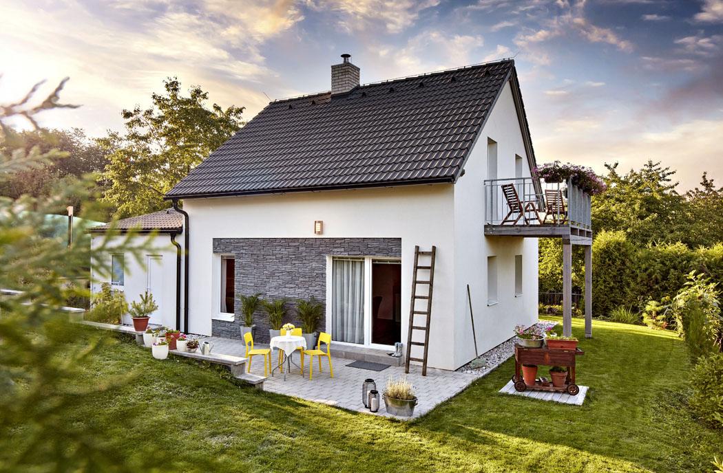 UNO je dům, nad kterým někdo přemýšlel (Zdroj: CANABA)