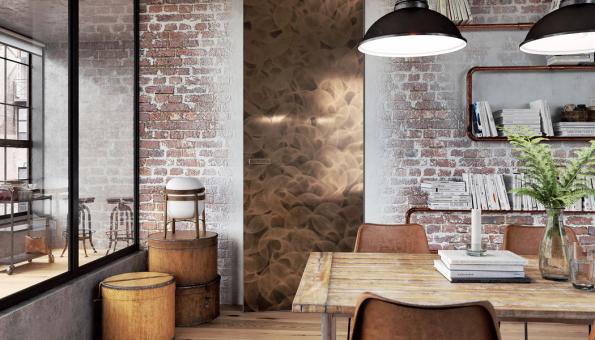 Unikátní interiérové dveře Master byly navrženy tak, aby spoludotvářely interiér vašeho domova. Vkombinaci sbezobložkovým stavebním pouzdrem Aktive tvoří dokonalý funkční idesignový prvek (JAP)