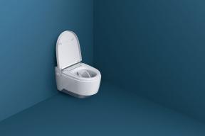 Prostřednictvím sprchovacích toalet AquaClean se společnost Geberit snaží změnit osobní hygienické návyky k lepšímu