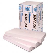 Doporučeným materiálem pro zateplení soklu jsou speciální izolační desky Isover EPS SOKL 3000 napěňované do forem pro náročné tepelné izolace konstrukcí, jež jsou vpřímém styku svlhkostí