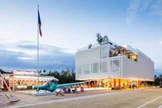 DEN ARCHITEKTURY 2018 zavítá do 90 měst, foto: Český pavilon, EXPO 2015
