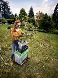 Drtič zahradního odpadu for_q