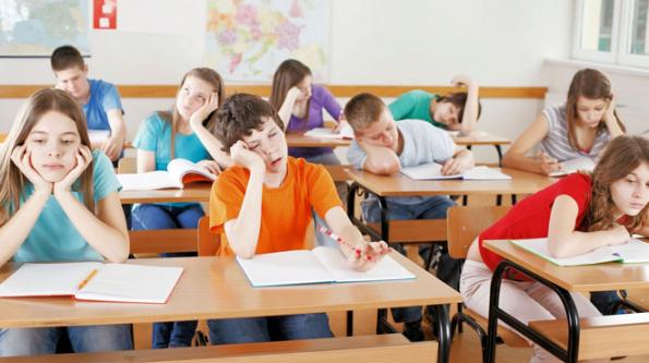 Když se žákům nedostává kyslíku, projeví se to negativně nejen na jejich slabších výkonech, ale i na zdraví